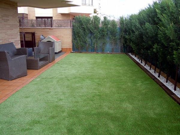 Galería Fotografica de Diseño de Jardines en Madrid